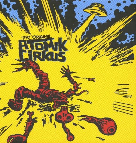 Didier Poiraud - Atomik circus - Le retour de James Bataille.