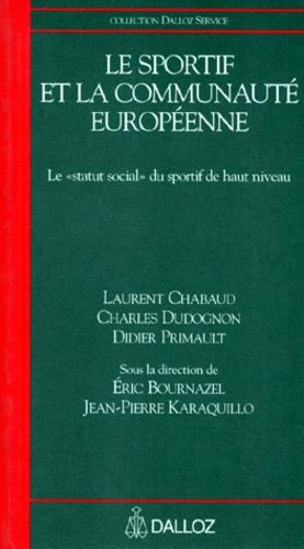 Didier Primault et Eric Bournazel - .