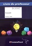 Didier Psalmon Jacaszek - Economie 1re STMG - Livre du professeur.