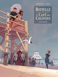 Didier Quella-Guyot et Sébastien Morice - Boitelle et Le Café des Colonies.