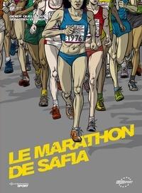 Didier Quella-Guyot et Sébastien Verdier - Le marathon de Safia.
