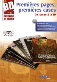 Didier Quella-Guyot - Premières pages, premières cases - Du roman à la BD. 1 Cédérom