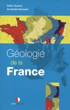 Didier Quesne et Annabelle Kersuzan - Géologie de la France.