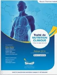Didier Quilliot - Traité de nutrition clinique à tous les âges de la vie.