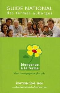 Didier Ragot - Bienvenue à la ferme - Guide national des fermes auberges.