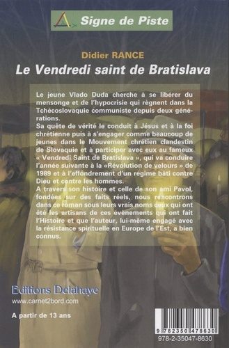 Le vendredi saint de Bratislava