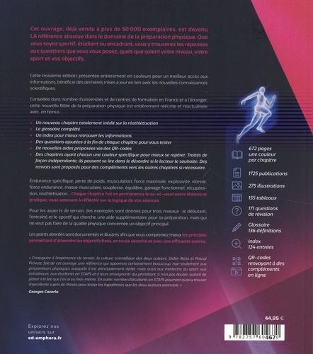 La nouvelle bible de la préparation physique. Le guide scientifique et pratique pour tous