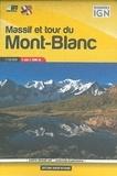 Didier Richard Libris - Massif et tour du Mont-Blanc - 1/50 000.