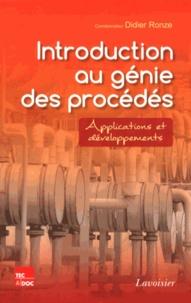 Introduction au génie des procédés - Applications et développements.pdf