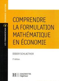 Comprendre la formulation mathématique en économie.pdf