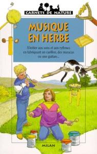 Didier Schmitt et Nathaële Vogel - Musique en herbe.