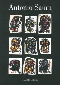 Didier Semin - Antonio Saura - Montages 1956-1996.