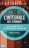 Didier Sénécal - Intégrale Les enquêtes du commissaire Lediacre.