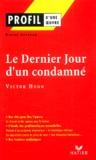 Didier Sevreau - Le Dernier Jour d'un condamné, Victor Hugo.