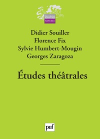 Didier Souiller et Florence Fix - Etudes théâtrales.