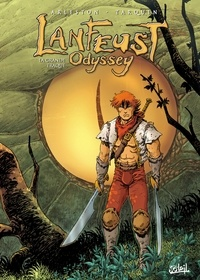 Didier Tarquin et Christophe Arleston - Lanfeust Odyssey Tome 4 : La grande traque.