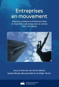 Didier Terrier - Entreprises en mouvement.