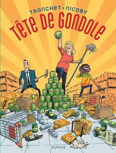 Didier Tronchet et  Nicoby - Tête de gondole.