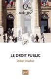 Didier Truchet - Le droit public.