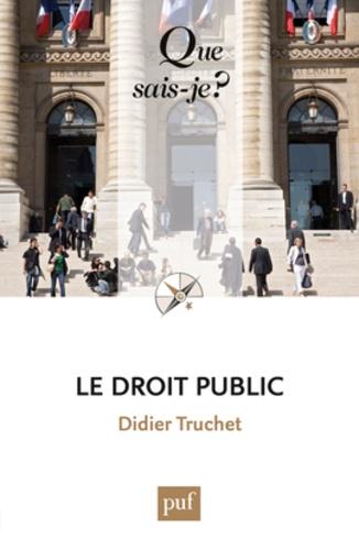 Le droit public 3e édition