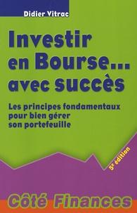 Investir en Bourse... avec succès - Les principes fondamentaux pour bien gérer son portefeuille.pdf