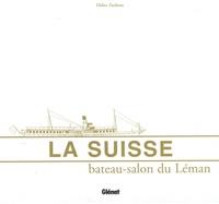 Deedr.fr La Suisse, bateau-salon du Léman Image