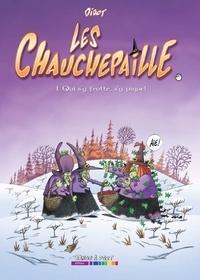 Didot - Les Chauchepaille Tome 1 : Qui s'y frotte, s'y pique !.