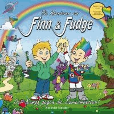 Die Abenteuer von Finn & Fudge - Band 1: Der Kampf gegen die Kariesmonster.