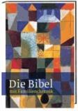 Die Bibel - mit Familienchronik.