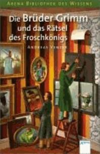 Die Brüder Grimm und das Rätsel des Froschkönigs.