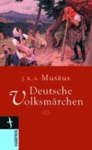 Die deutschen Volksmärchen.