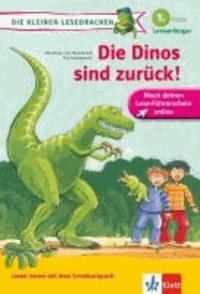 Die Dinos sind zurück! - 1. Klasse.