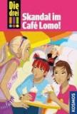Die drei !!! 44 Skandal im Café Lomo (drei Ausrufezeichen).