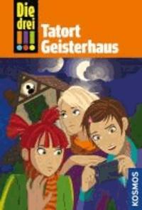 Die drei !!! 45 Tatort Geisterhaus (drei Ausrufezeichen).
