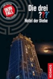 Die drei ??? Dein Fall: Hotel der Diebe (drei Fragezeichen).