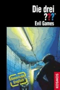 Die drei ??? Evil Games (drei Fragezeichen) - American English.