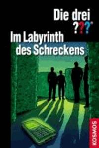 Die drei ??? Im Labyrinth des Schreckens (drei Fragezeichen) - Die drei ??? und die Schattenmänner. Hexenhandy. Labyrinth der Götter.