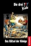 Die drei ??? Kids: Das Rätsel der Könige (drei Fragezeichen).