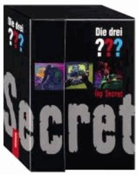 Die drei ??? Top Secret Edition (drei Fragezeichen) - Brainwash - Gefangene Gedanken, House of Horrors - Haus der Angst, High Strung - Unter Hochspannung.