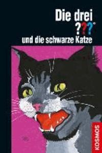 Die drei ??? und die schwarze Katze (drei Fragezeichen).