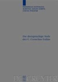 Die dreisprachige Stele des C. Cornelius Gallus aus Philae - Übersetzung, Kommentar und Einordnung in den historischen Kontext.