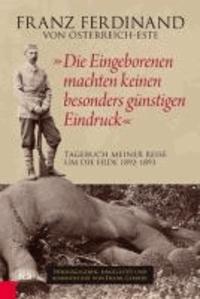 Die Eingeborenen machten keinen besonders günstigen Eindruck - Tagebuch meiner Reise um die Erde 1892–1893.