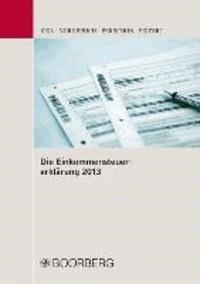 Die Einkommensteuererklärung 2013.