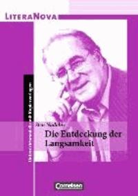 Die Entdeckung der Langsamkeit - Sprachbuch. Für Realschulen. (SB).