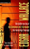 Die Gräfin von Ascot / Das Geheimnis der Stecknadel / Der viereckige Smaragd - Drei Romane in einem Band.
