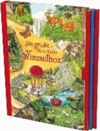Die große Anne Suess Wimmelbox - 3 Wimmelbücher im Schuber.