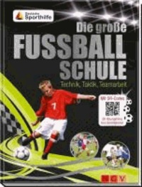 Die große Fußballschule - Technik, Taktik, Teamarbeit.