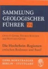 Die Hochrhein-Regionen zwischen Bodensee und Basel.