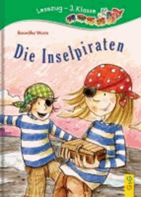 Die Inselpiraten - Lesezug 3. Klasse.