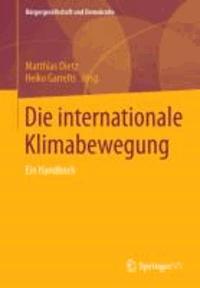 Die internationale Klimabewegung - Ein Handbuch.